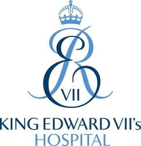 King Edward VII's Hospital Customer Profile logo.