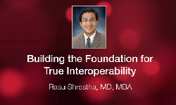 Building the foundation for True Interoperability - Vital Images