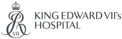 King Edward VII Hospital logo.